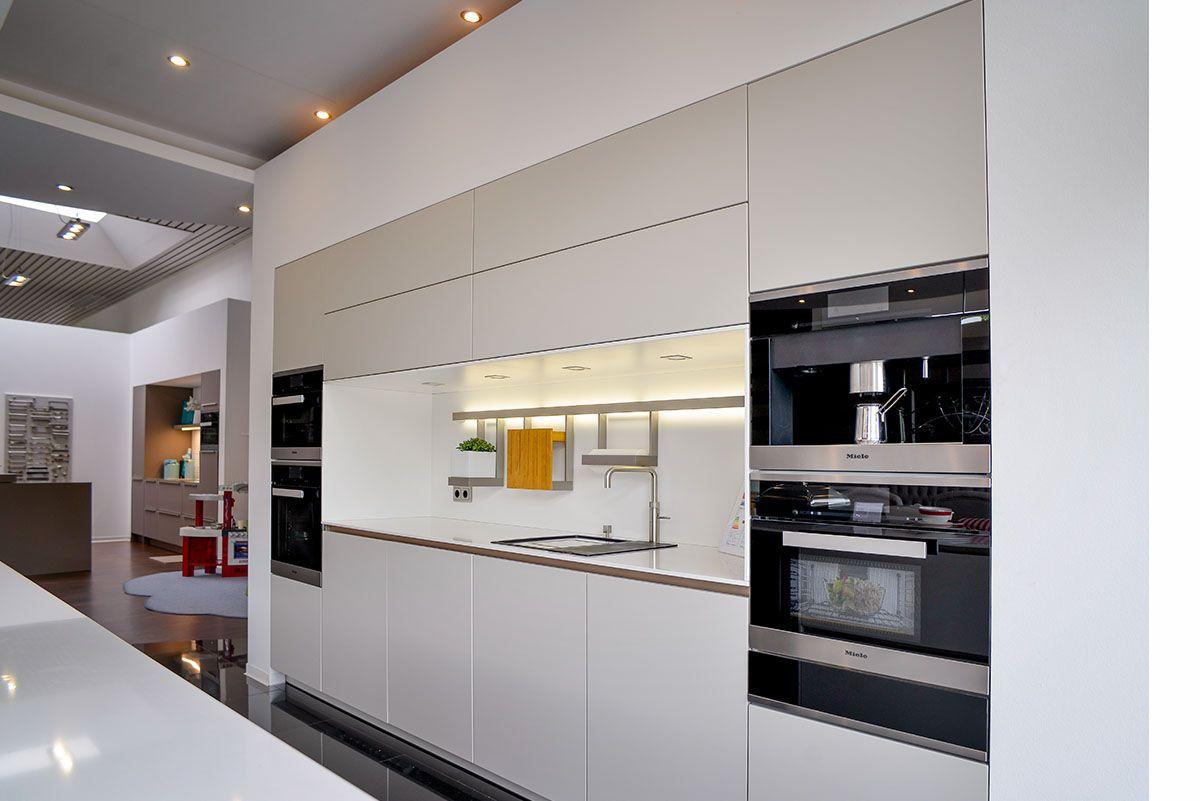 Küchenausstellung von Miele Meimann